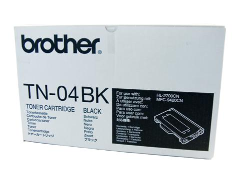 Brother Genuine TN-04B Black Toner cartridge