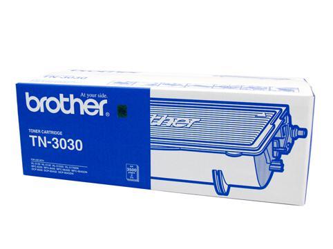 Brother Genuine TN-3030 Black Toner cartridge