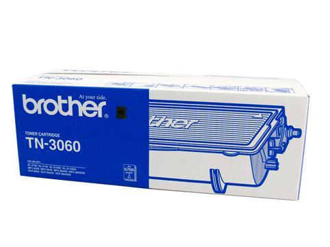 Brother Genuine TN-3060 Black Toner cartridge