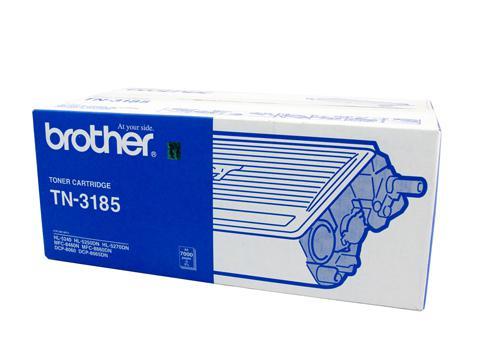 Brother Genuine TN-3185 Black Toner cartridge