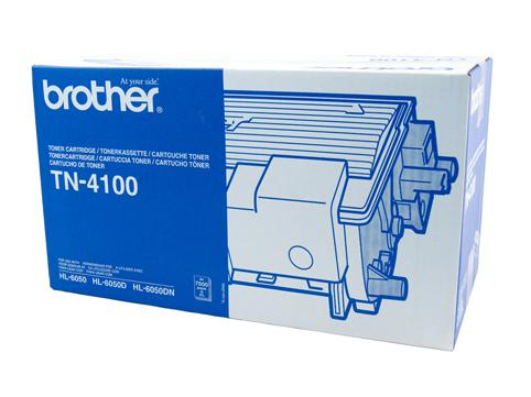 Brother Genuine TN-4100 Black Toner cartridge