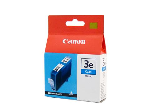 Canon Genuine BCI-3EC Cyan Ink cartridge