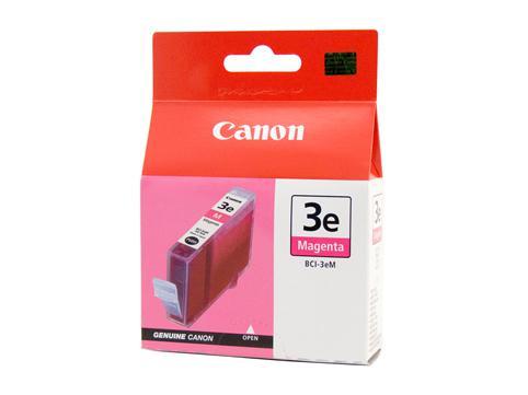 Canon Genuine BCI-3EM Magenta Ink cartridge