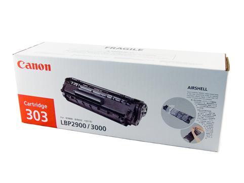Canon Genuine CART303 Black Toner cartridge