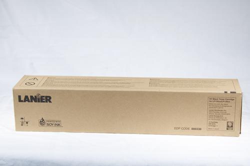 Lanier Genuine 888336 Black Toner cartridge