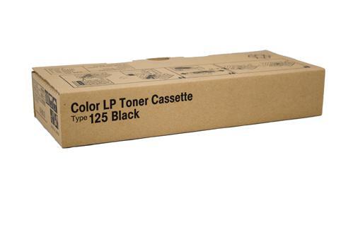 Ricoh Genuine 400838 Black Toner cartridge