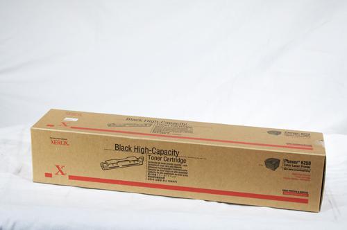 Fuji Xerox Genuine 106R00675 Black Toner cartridge