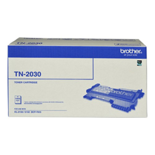 Brother Genuine TN-2030 Black Toner cartridge