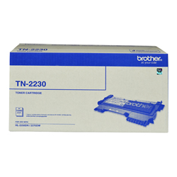 Brother Genuine TN-2230 Black Toner cartridge