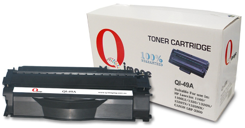 Q-Image Compatible Q5949A-QIMAGE Black Toner cartridge