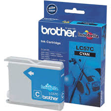 Brother Genuine LC67C Cyan Ink cartridge