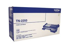 Brother Genuine TN-2250 Black Toner cartridge