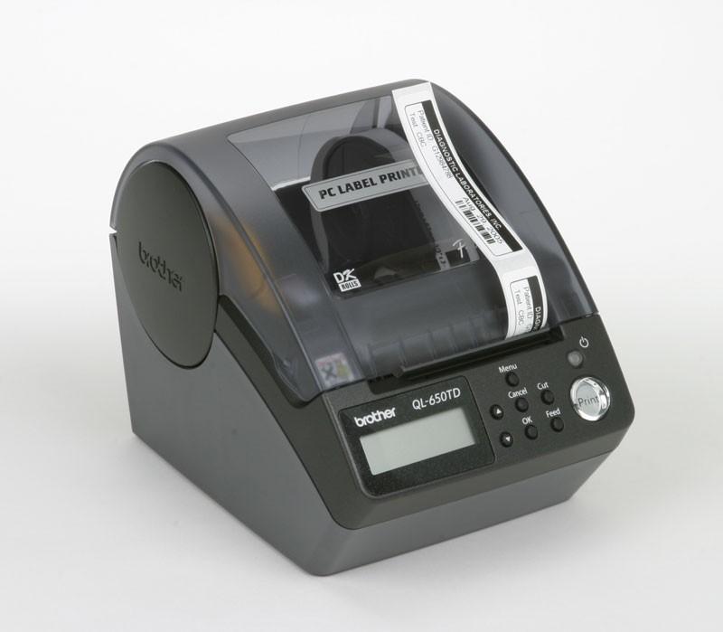 Brother QL-650TD Label Printer QL-650TD