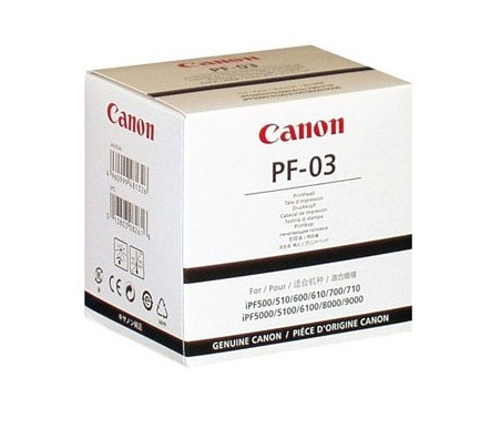 Canon Genuine PF-03 Spare part