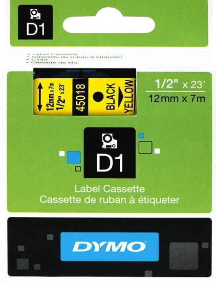 Dymo Genuine SD45018  Labels