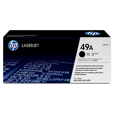 HP Genuine Q5949A Black Toner cartridge