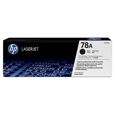 HP Genuine CE278A Black Toner cartridge