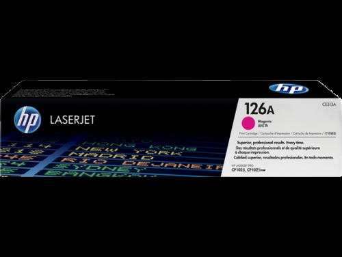 HP Genuine CE313A Magenta Toner cartridge