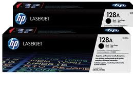 HP Genuine CE320AD Black Toner cartridge