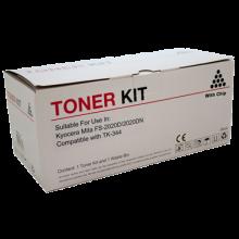 Q-Image Compatible TK-174-QIMAGE Black Toner cartridge