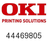 Oki Genuine 44469805 Black Toner cartridge
