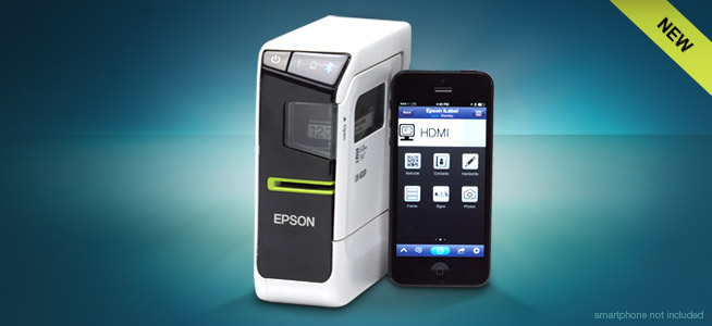 Epson LW-600P Label Printer
