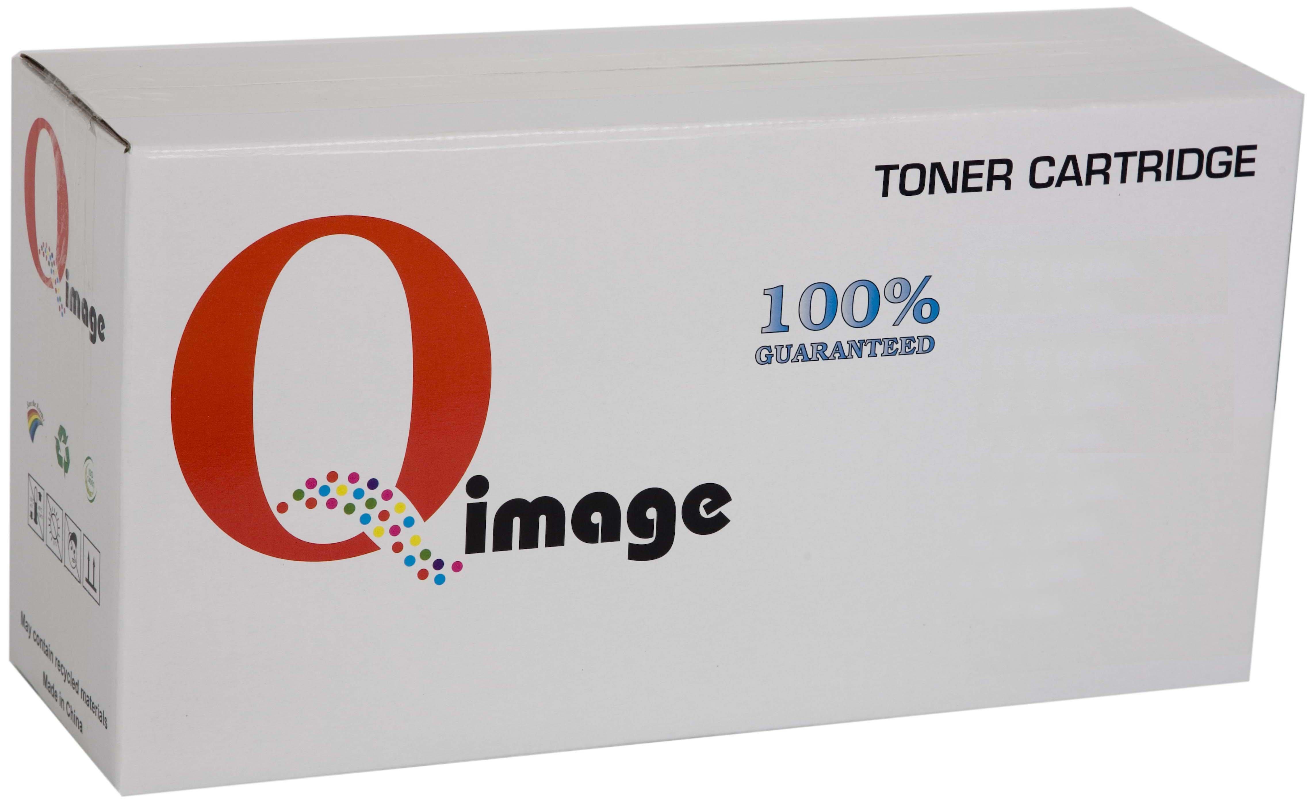 Q-Image Compatible E360H11P-QIMAGE Black Toner cartridge